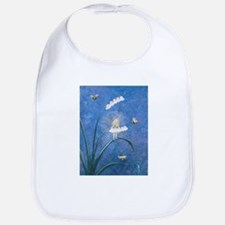 StephanieAM Bee Fairy Bib