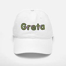 Greta Spring Green Baseball Baseball Baseball Cap