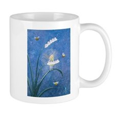 StephanieAM Bee Fairy Small Mug