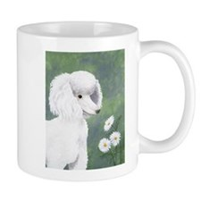 StephanieAM Poodle Small Mug