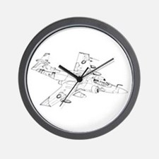 Buccaneer Wall Clock