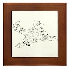 Buccaneer Framed Tile