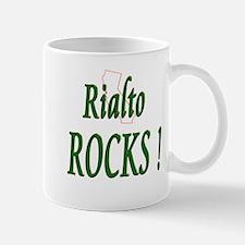 Rialto Rocks ! Mug