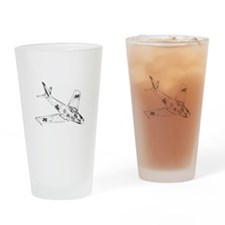 Sabre Drinking Glass