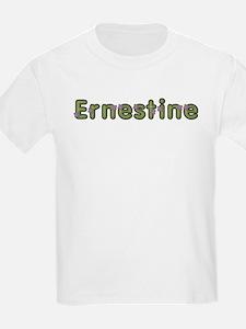 Ernestine Spring Green T-Shirt