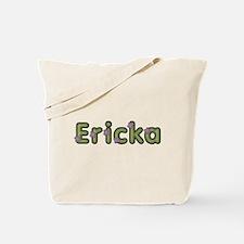 Ericka Spring Green Tote Bag