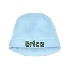Erica Spring Green baby hat
