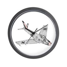 Sabre Wall Clock