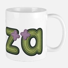 Eliza Spring Green Small Small Mug