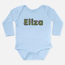 Eliza Spring Green Body Suit