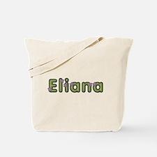 Eliana Spring Green Tote Bag