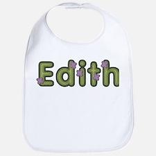 Edith Spring Green Bib