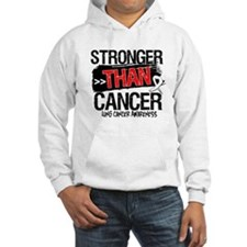 Stronger Than Lung Cancer Hoodie