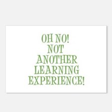 Learning Experience Postcards (Package of 8)