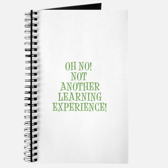 Learning Experience Journal