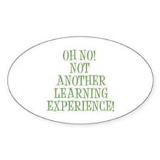 Learning Experience Decal