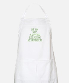 Learning Experience Apron