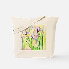 Miniature Gingerbread Iris Tote Bag