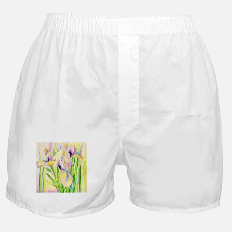 Miniature Gingerbread Iris Boxer Shorts
