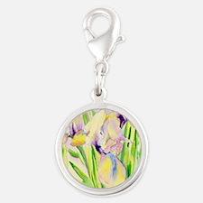Miniature Gingerbread Iris Charms