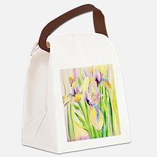 Miniature Gingerbread Iris Canvas Lunch Bag