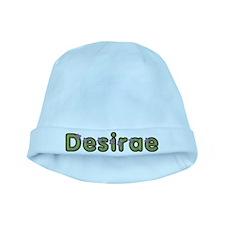 Desirae Spring Green baby hat