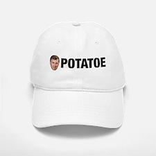 Quayle Potatoe Baseball Baseball Cap
