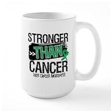 Stronger Than Liver Cancer Mug
