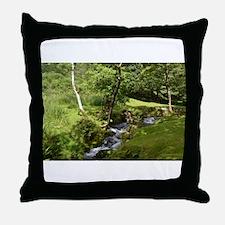 woodland Throw Pillow