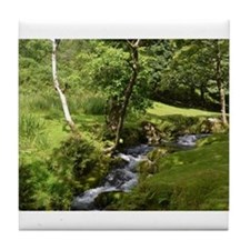 woodland Tile Coaster