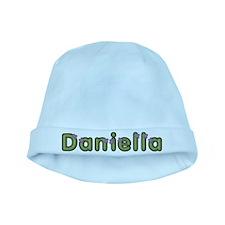 Daniella Spring Green baby hat