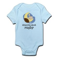 Dreaming About Rugby Infant Bodysuit