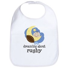 Dreaming About Rugby Bib
