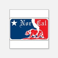 Major League Norcal logo Sticker