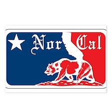 Major League Norcal logo Postcards (Package of 8)