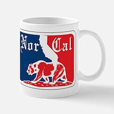 Major League Norcal logo Mug