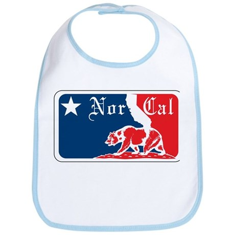 Major League Norcal logo Bib