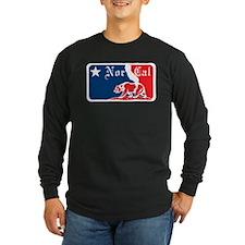 Major League Norcal logo Long Sleeve T-Shirt