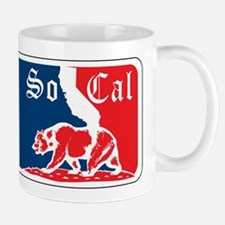 major league californian bear so cal Mug