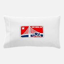major league bay area Pillow Case