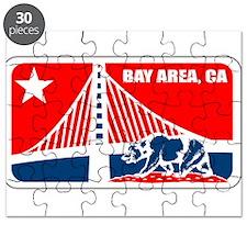 major league bay area Puzzle