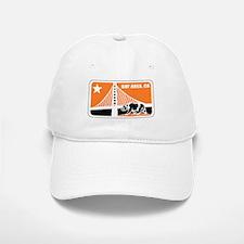major league bay area orange Baseball Baseball Baseball Cap