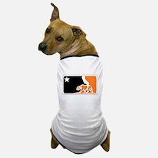 major league bay area orange plain Dog T-Shirt
