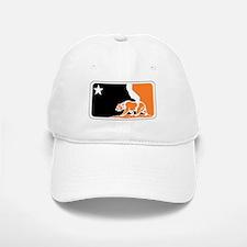 major league bay area orange plain Baseball Baseball Baseball Cap