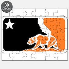 major league bay area orange plain Puzzle