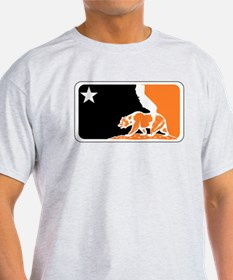 major league bay area orange plain T-Shirt