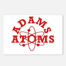 Adams Atoms Postcards (Package of 8)