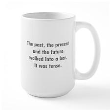 It was tense. Mug