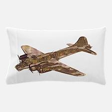 Vintage B-17 Pillow Case