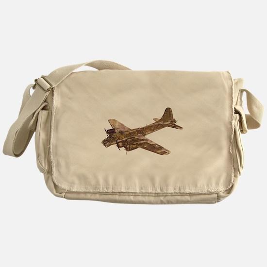 Vintage B-17 Messenger Bag